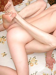 Twink gets his asshole full of hot throbbing cock